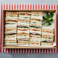 Club Sandwiches Platter