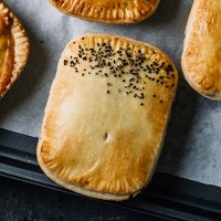 Cracked Pepper Pie