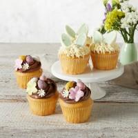 Easter Cupcakes - Vanilla Bunny