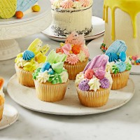 Easter Cupcakes - Chocolate