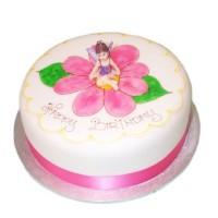 Fairy Flower Cake