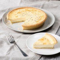 Family Custard Tart