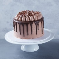 Flourless Chocolate Drip Cake