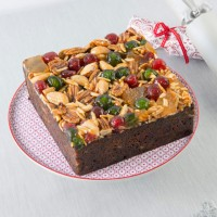 Traditional Festive Fruitcake