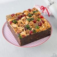 Traditional Festive Fruitcake