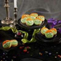 Halloween - Frankenstein Cookie