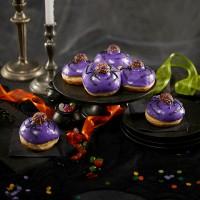 Halloween Spider Donut
