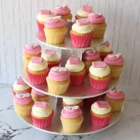 Handbag & Heels Cupcake Cake