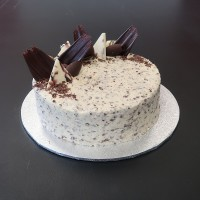 Cookies & Cream Budget Birthday Cake