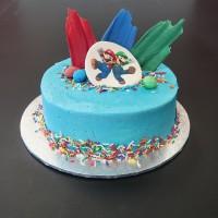 Kids Budget Birthday Cake