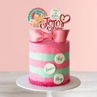 Jo Jo Birthday Cake
