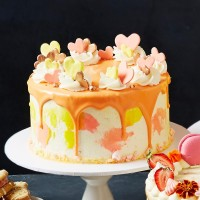 Mother's Day Magical Drip Cake - Chocolate