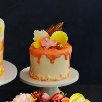 Mother's Day Magical Mini Drip Cake - Red Velvet