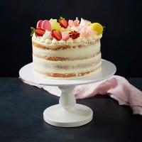 Mother's Day Naked Sponge Cake