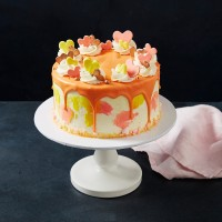 Mother's Day Magical Drip Cake - Red Velvet