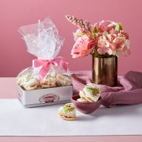 Mother's Day YoYo Biscuits with Gift Tin