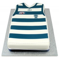AFL Football Guernsey Cake
