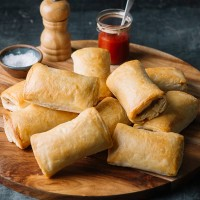 Heat at Home Small Sausage Rolls - 10 Pack