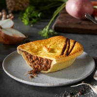 Plant-Based Aussie Pie