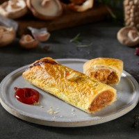Plant-Based Sausage Roll