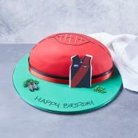 AFL Football Cake