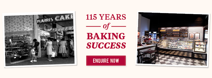 115 Years of Baking History