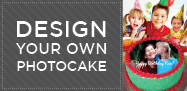 Design your own photocake online