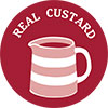 Real custard