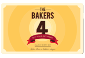 Bakers Four Card
