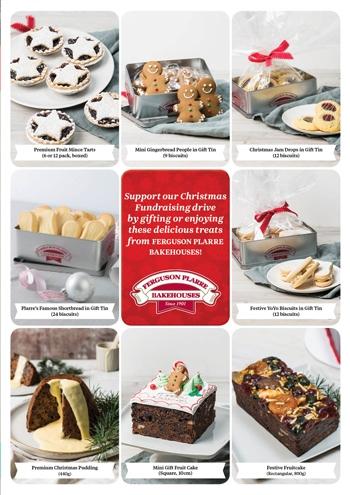 Christmas Fundraising 2017