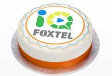 Corporate Brand Cake
