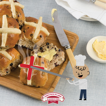 Hot Cross Bun Myths & Legends