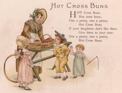 Hot Cross Bun History
