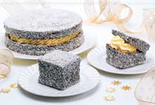 Award winning Lamingtons