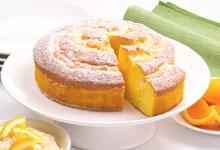 Orange Rough Cake
