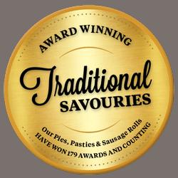 Award Winning Savouries