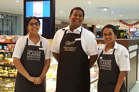 Convert your cafe to a Ferguson Plarre Bakehouse